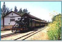 Maria Fumaça (Estação Ferroviária)